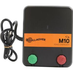Gallagher M10 Electric Fence Charger 1 Each
