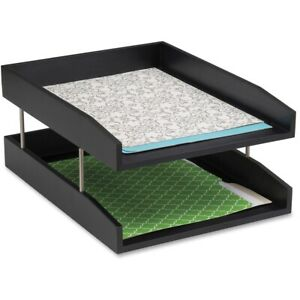 Safco Desk Tray 3281bl 1 Each