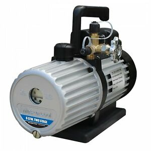 Mastercool 90066 2v 110 b6 Cfm Vacuum Pump two Stage