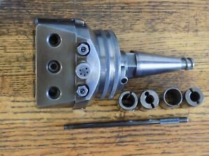 Wohlhaupter Upa 3 Boring Facing Head Moore Jig Bore