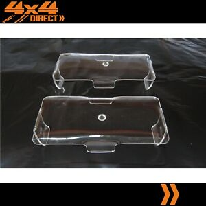Hella Comet Ff 550 Clear Driving Spot Light Covers