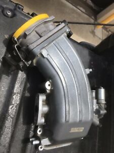 99 2003 Ford Lightnig 5 4l Supercharged Elbow Intake And Thottle Body