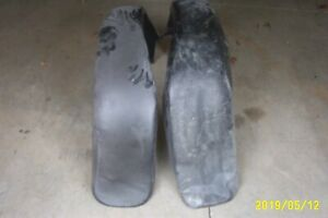 1929 Ford Model A Rear Fenders Restore Rat Rod