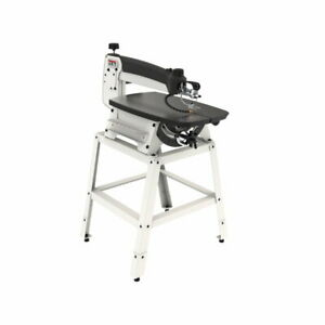 Jet 727200k Jwss 22 22 Scroll Saw With Stand And Foot Switch