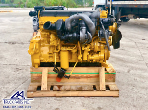 2006 Caterpillar C11 Diesel Engine Ar 269 4337 355hp Kca 11 1l 70 pin