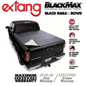 2520 Extang Blackmax Snap Tonneau Cover Chevy S10 S15 6 Bed 1982 1993