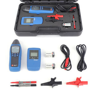 Underground General Cable Fault Locator Tester Meter Receiver With Transmitter