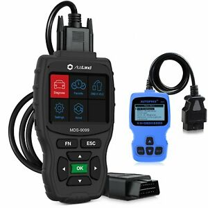 New All System Obd2 Abs Srs Airbag Apim Gpsm Tpms Ecu Code Reader Scanner Tool