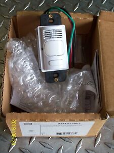 New Hubbell Ad1277w1 Motion Sensor Circuit Wall Switch