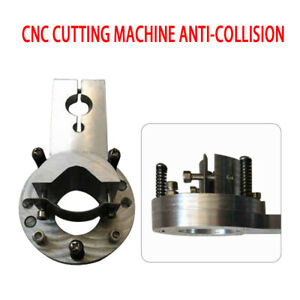 Anti collision Flame plasma Torch Fixture Clamp Holder For Cnc Cutting Machine