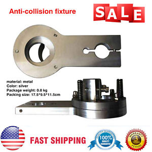 Flame Plasma Anti collision Fixture Torch Clamp Holder Cnc Cutter Tool Ihs Metal