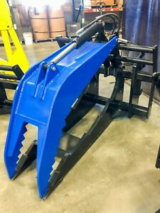 The ripsaw Wheel Loader Attachment 416 Jrb demolition And Rock Removal
