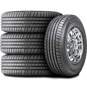 4 New Michelin Ltx Winter 245 75r16 Load E 10 Ply Studless Winter Tires