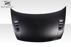Duraflex 4dr Type M Hood 1 Piece For Civic Honda 06 11 Ed114575