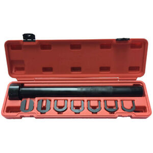 Auto Car Truck Inner Tie Rod Tool Installer Remover Crews Foot Wrench Tool Kits