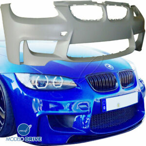 Modelodrive Frp 1m Style Front Bumper 2dr For Bmw 3 Series E92 07 10