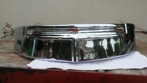 1941 Chevrolet Grill Re Chrome Nice