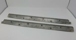 Lot Of 2 Model T Ford Coupe 1923 1925 Sill Plates