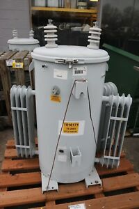 New Prolec 167 Kva Pole Transformer Ts 2883