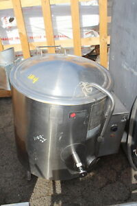 Legion Steam Kettle Lgb 20 Natural Gas 120v
