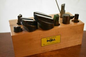 Fly Cutter Set And Tool Bit Doall Made Usa