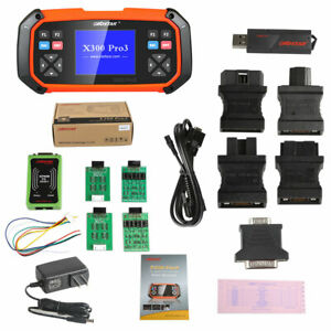 Usa Ship Obdstar X300 Pro3 Full Package Configuration Eeprom Pic Obdii Obd2 Epb