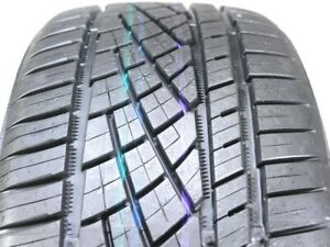 Continental Extremecontact Dws 06 225 40zr19 93y Take Off Tire 083272
