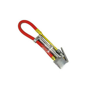 Milton Industries 12 Dual head Dial Type Tire Gage Straight foot 951
