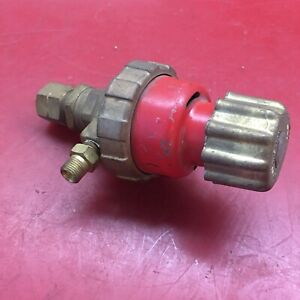 Airco Acetylene Regulator 9952