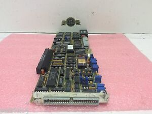 National Instruments Ni Assy 180500 13 Nb mio 16 Module Board Rev D1 Pwr 605b