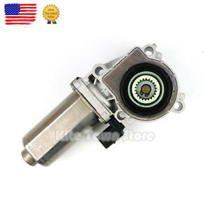 New Transfer Case Shift Actuator Shift Motor For 27107566296 Bmw X3 X5 2004 2010