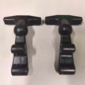 2 southco 37 Draw Latch Pull Type T Handle Boat Marine Empd Rubber Usa Gun