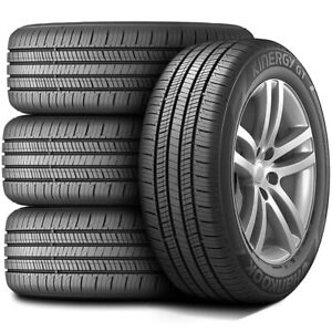 4 New Hankook Kinergy Gt 245 45r19 98h A s All Season Tires 2015