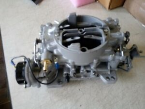 Buick 66 Rebuilt Carter Carburetor 4055s With Elec Choke