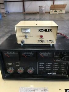 Kohler Natural Gas Generator 3 Phase