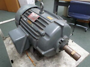Lincoln Electric D 3g4054 20hp Ac Motor