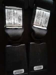Set Of 2 Ford Seat Belt Free Shipping To The Usa