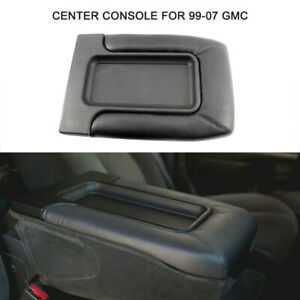 Gray Center Console Armrest Latch Lid For 99 07 Chevy Silverado 19127364