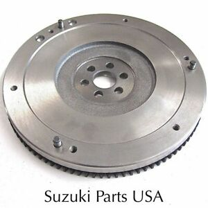 Transmission 5 Speed Flywheel Oem Sj413 Suzuki Samurai 85 95