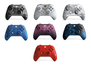 Official Xbox One Controller Multiple Selection Wireless Bluetooth Windows 10 $59.99