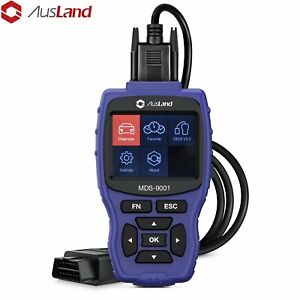 Ausland Obd2 Auto Scanner Abs Srs Airbag Atts Ima Vtm All System Diagnostic Tool