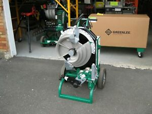 Greenlee 555cxes Electric Bender W Single Shoe 1 2 2 Emt New