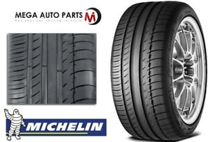 1 Michelin Pilot Sport Ps2 295 30r18 98 Y Xl Performance Tires