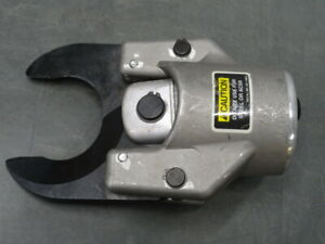 Greenlee 751 m2 751 Hydraulic Cable Cutter Head