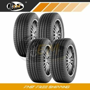 4 New 205 65r15 95h Sl Nankang All Season High Performance Tires 205 65 R15