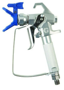 New Graco Ftx Two Finger Airless Paint Sprayer Gun 288429 288 429