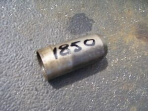 Vintage Oliver 1850 Gas Tractor pto Drive Shaft Rear Button 1969