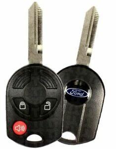 New Genuine Oem Ford 3 Button Keyless Entry Remote Key Fob 7t4t 15k601 Ad