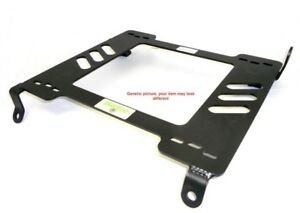 Planted Race Seat Bracket For Honda Civic Hb 80 83 Driver Side