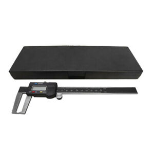 Vernier Measurement Ruler Scale 6 150mm Outside Groove Digital Caliper Outer